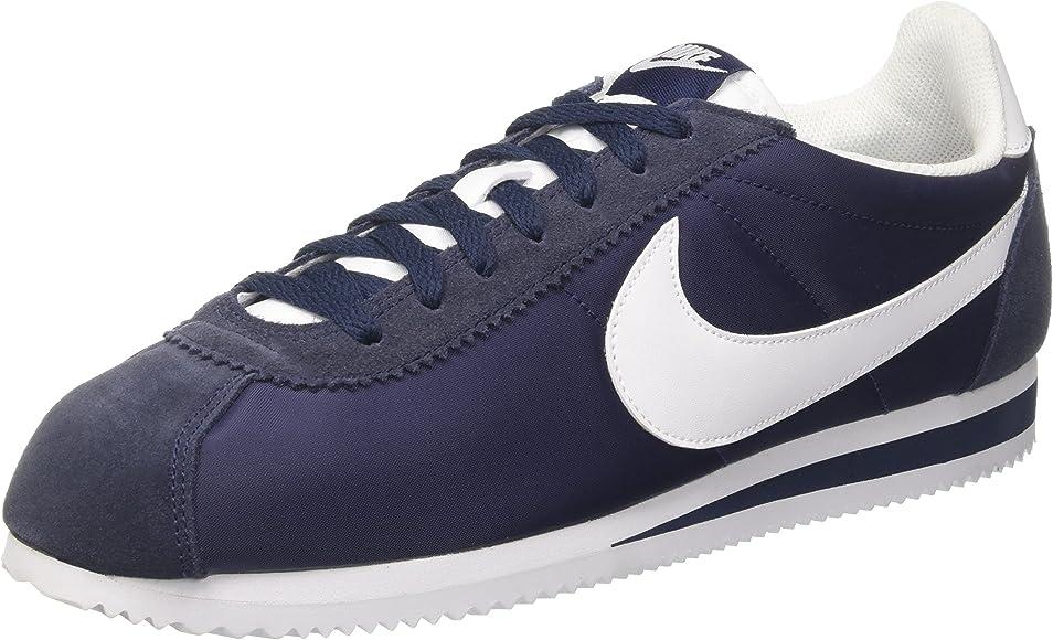nike classic cortez nylon scarpe sportive uomo