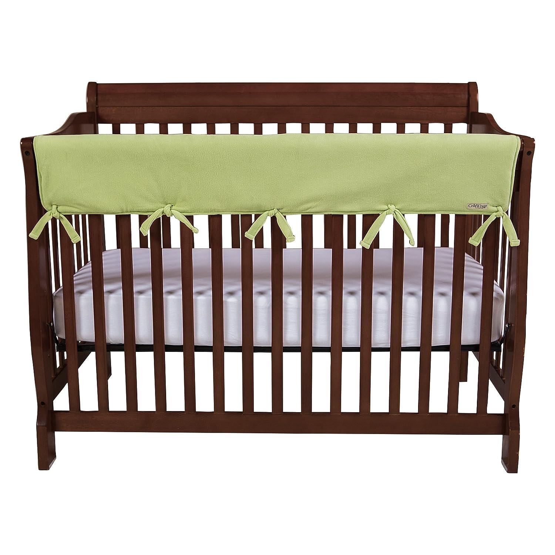Trend Lab CribWrap Convertible Crib Long Rail Cover - Sage 109079
