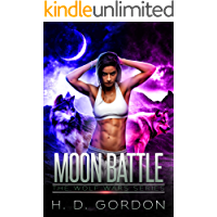 Moon Battle (The Wolf Wars Series Book 4)