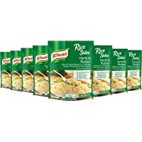 8-Pack Knorr Herb & Butter Rice Side Dish