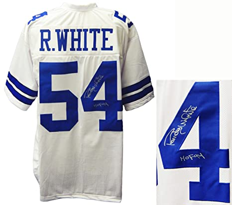 5032cd47 Image Unavailable. Image not available for. Color: Signed Randy White Jersey  - Custom w ...