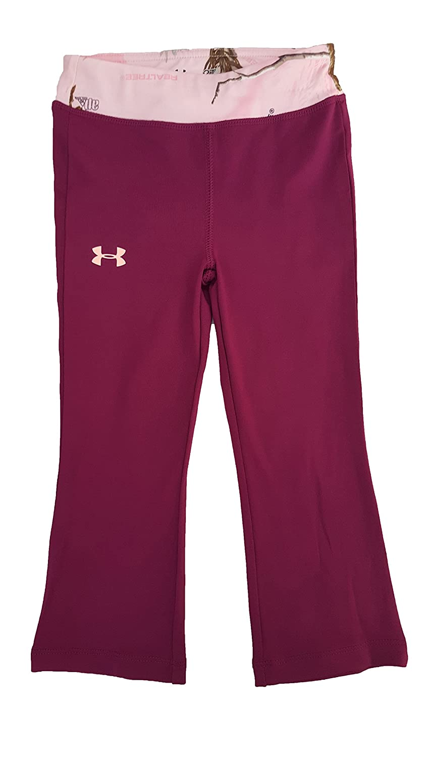 Under Armour Girl`s Realtree Camo Sweatpants