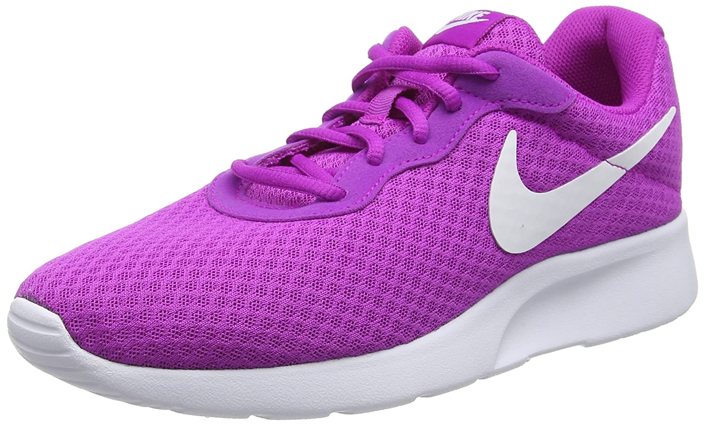 Amazon   Nike Womens Tanjun Hyper Violet/White Running Shoe 10 Women US    Running