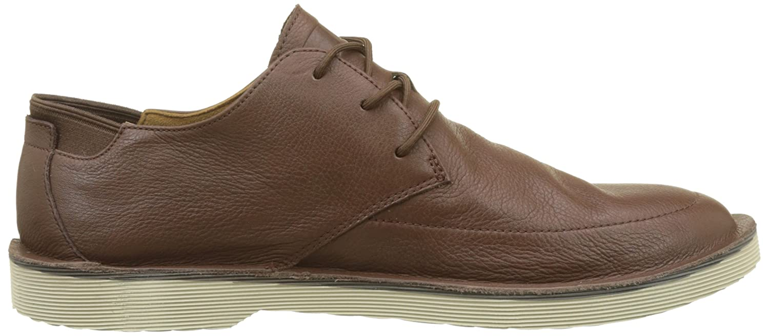 Camper Morrys, Zapatos de Cordones Oxford para Hombre, Marrón (Medium Brown 210), 40 EU