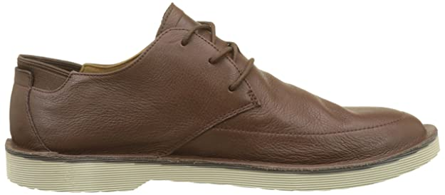 Camper Morrys, Zapatos de Cordones Oxford para Hombre, Marrón (Medium Brown 210), 44 EU