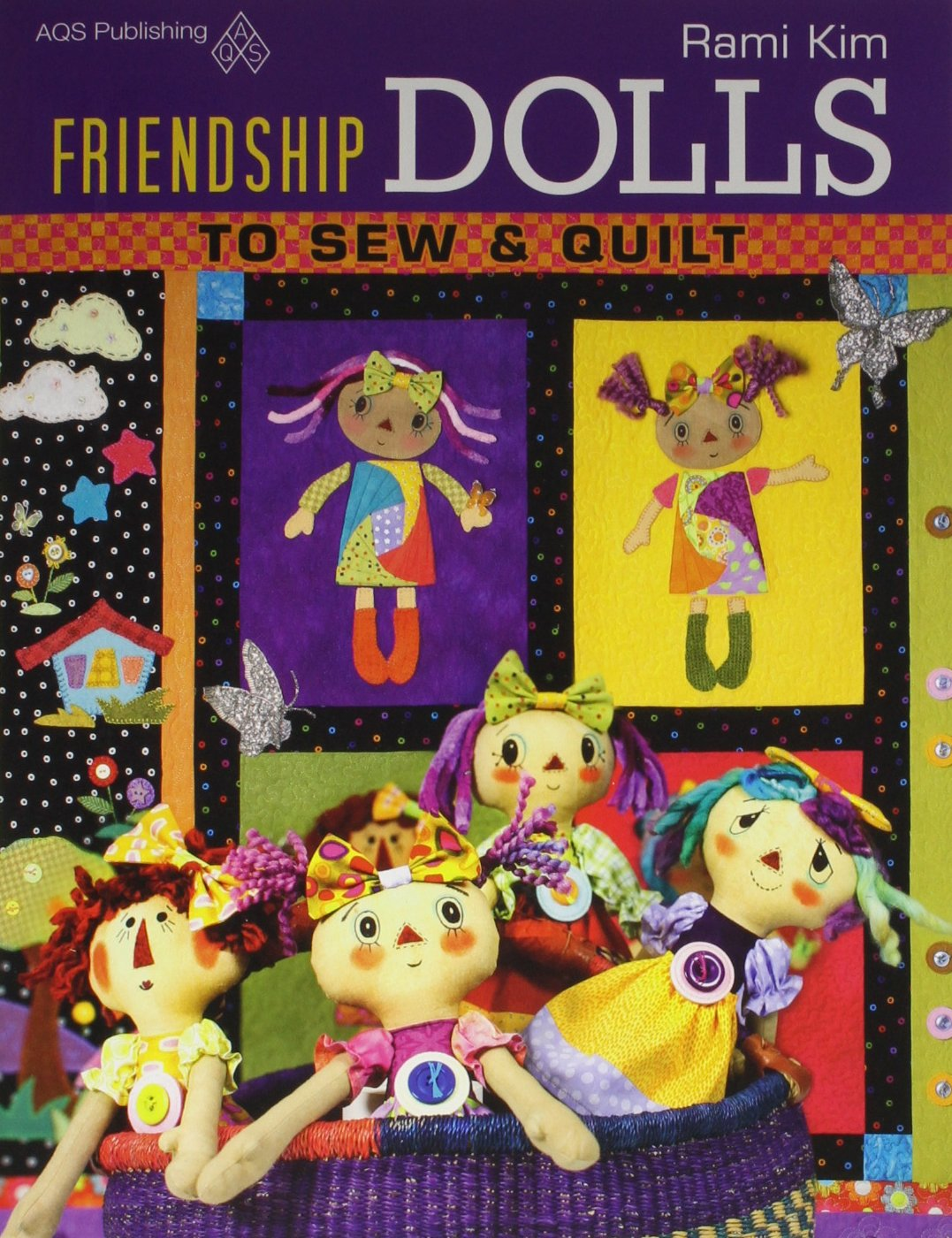 Download Friendship Dolls to Sew & Quilt pdf