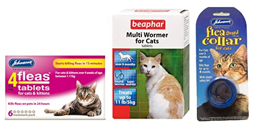 flea products for cats