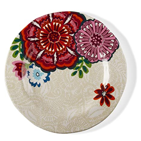tag - Talavera Melamine Dinner Plate Durable BPA-Free and Great for Outdoor  sc 1 st  Amazon.com & Amazon.com | tag - Talavera Melamine Dinner Plate Durable BPA-Free ...