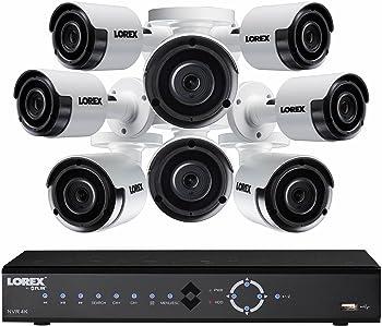 Lorex 8-Ch. 8-Cam. NVR Surveillance System with 2TB Hard Drive