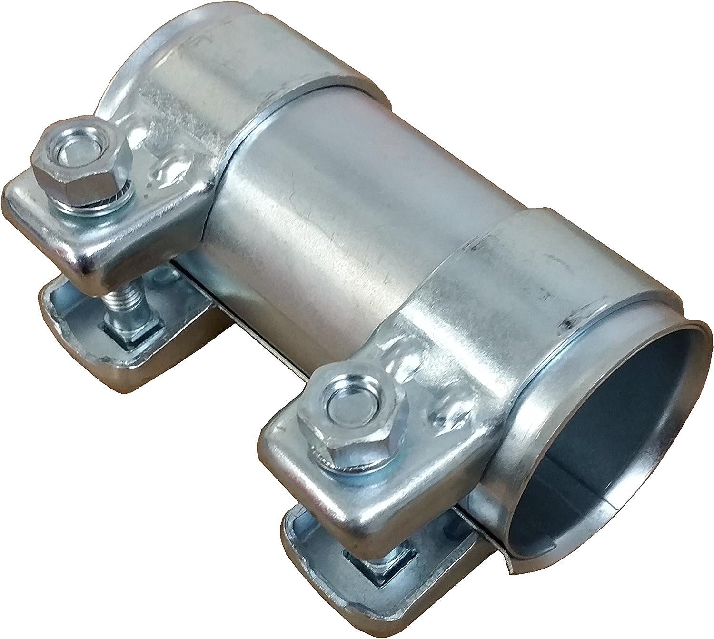 Auspuff Schelle Universal Verbinder Ø 65 mm x 125 mm