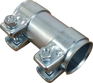Auspuff Schelle Universal Verbinder Ø 56 mm x 125 mm