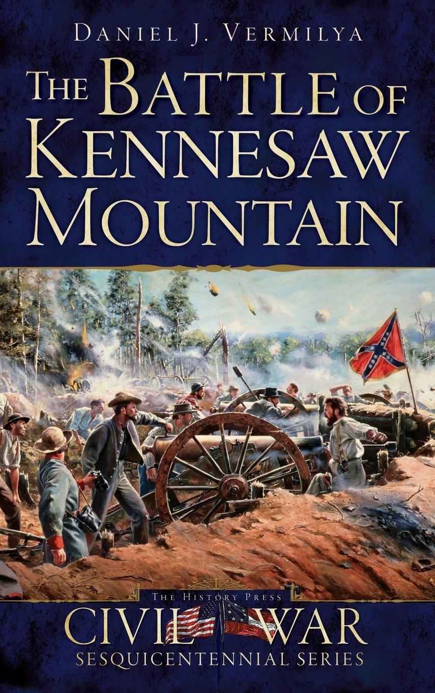 Read Online The Battle of Kennesaw Mountain PDF