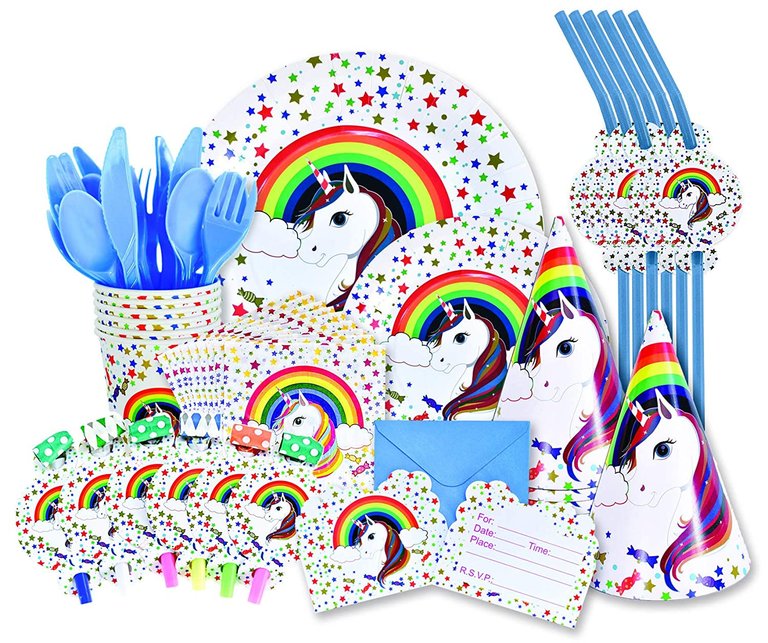 Amazon Unicorn Decorations For Birthday Party