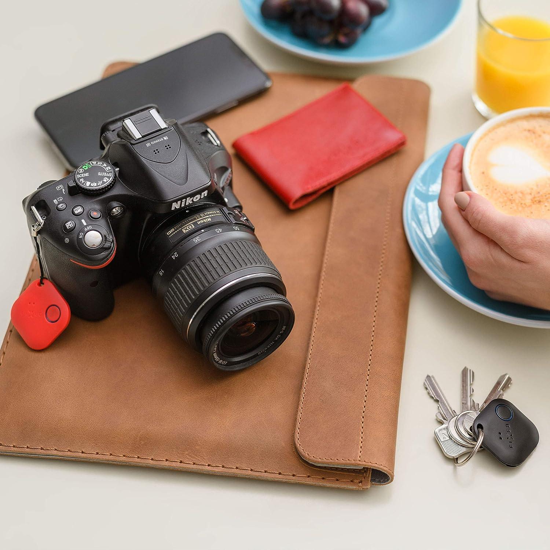 Bewegungssensor Schl/üsselfinder mehr Farben Brieftaschen-Finder FIXED Smile Motion Gr/ün Bluetooth-Tracker