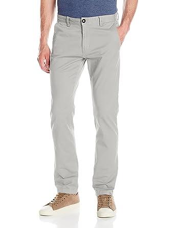 5d47db00f29 Amazon.com  Volcom Men s Frickin Slim Chino Pant Off White  Clothing