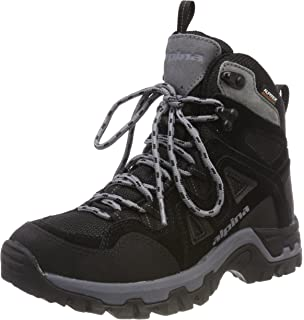 Unisex Adults 680404 Low Rise Hiking Boots Alpina fn1XK5FR
