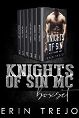 Knights of Sin MC (The complete 6 book series) Kindle Edition