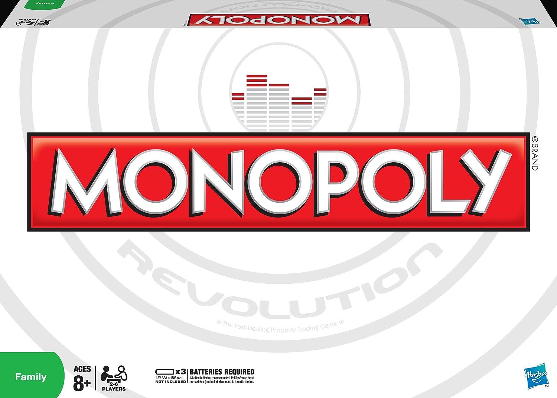 MONOPOLY Revolution: Amazon.es: Juguetes y juegos