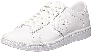 Converse Pl LP Ox, Sneakers Femme, Blanc (Bianco), 37.5 EU