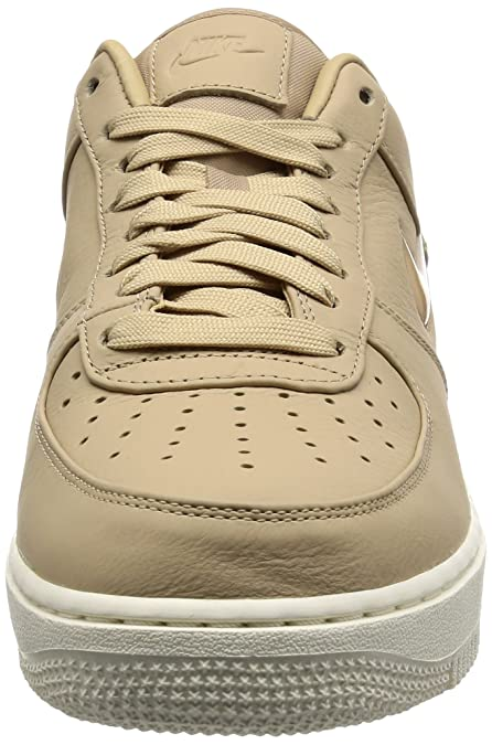 outlet store 9ea9f c5ecd Amazon.com   Nike Mens Air Force 1 Retro Premium Leather Signature Fashion  Sneakers   Fashion Sneakers