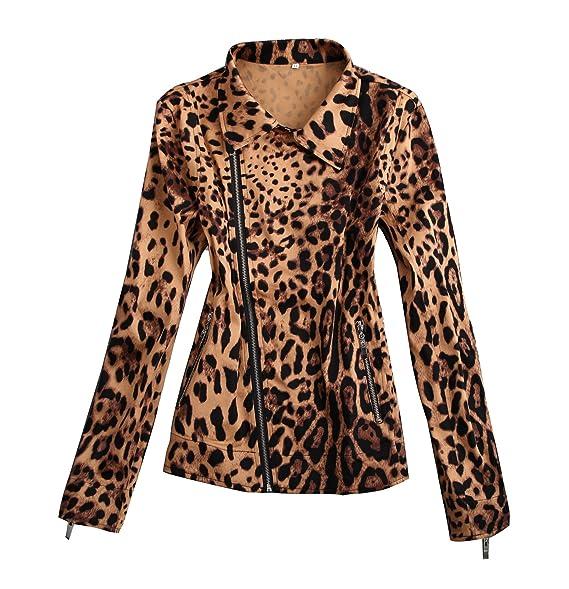 Amazon.com: Candow Look Mujeres Plus Tamaño chaquetas ...