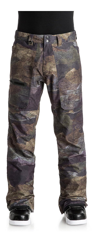 Quiksilver Dark And Stormy Pantalone, Woodland, XL EQYTP03034-CSN7-XL