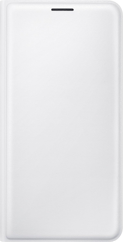 Samsung EF-WJ510PWEGWW Etui portefeuille pour Samsung Galaxy J5 2016 Blanc