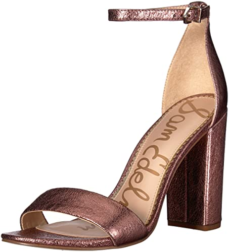 798aa31b3834 Sam Edelman Women s Yaro Heeled Sandal  Buy Online at Low Prices in India -  Amazon.in