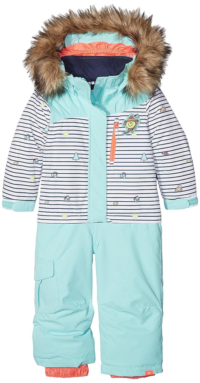Roxy Damen Jumpsuit Paradise Little Miss-Snow Suit for Girls 2-7 Bright White Roxy (ROXS5) ERLTS03003