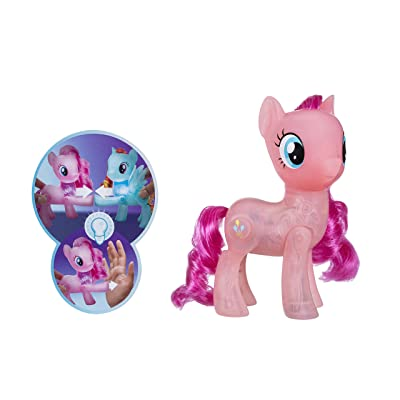 My Little Pony Shining Friends Pinkie Pie Figure: Toys & Games