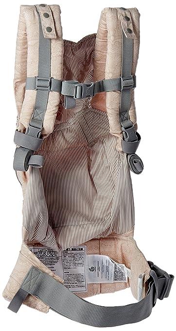 6e9be69f9b4 Amazon.com   Ergobaby Original Award Winning Ergonomic Multi-Position Baby  Carrier with X-Large Storage Pocket