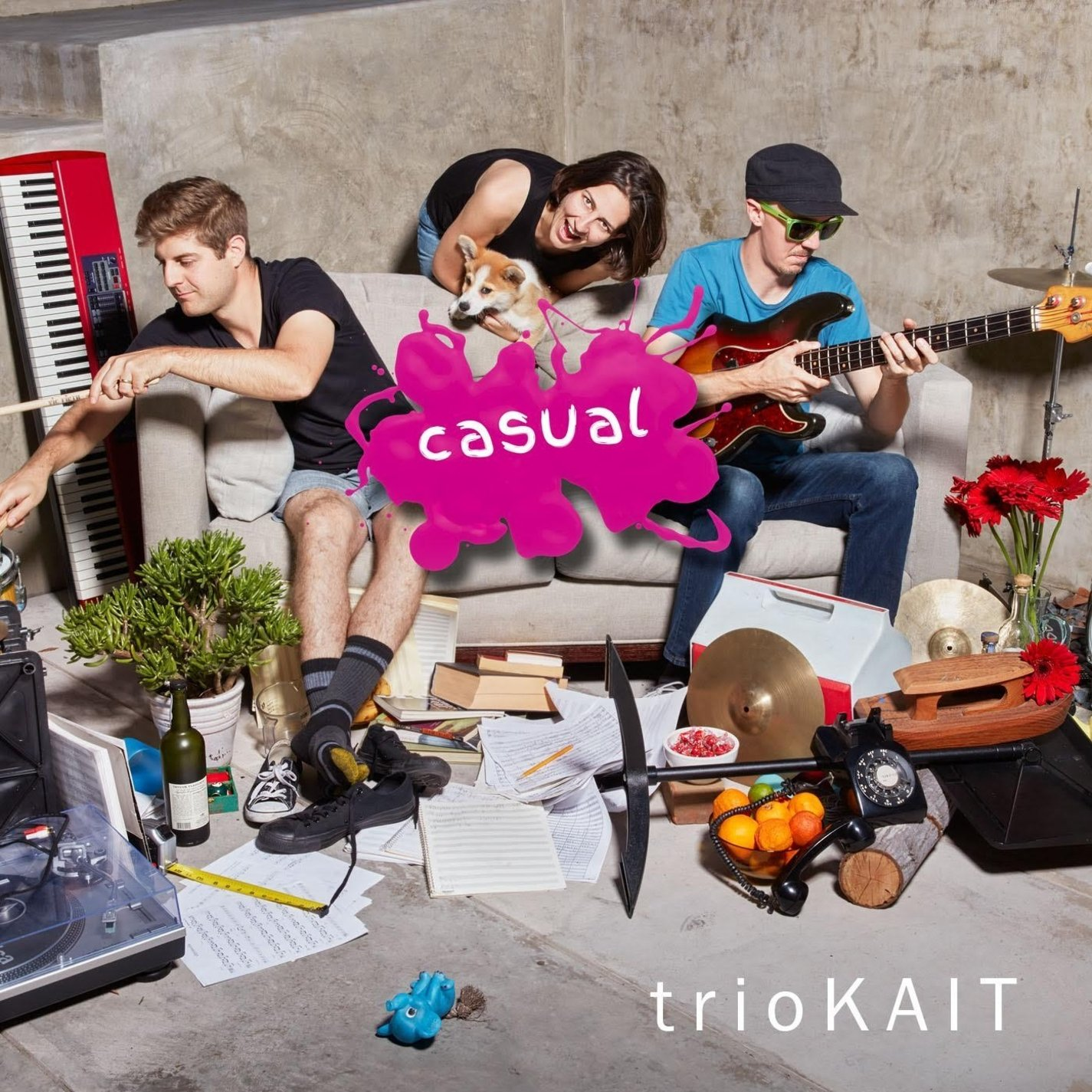 Triokait Casual: Kait Dunton: Amazon.es: Música
