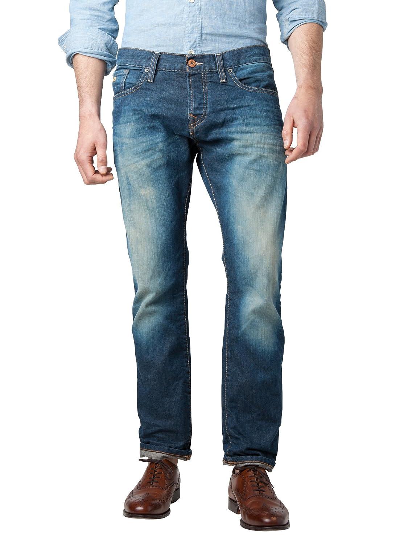 Scotch & Soda Herren Jeans Normaler Bund 13060685029 Ralston - Flashlight