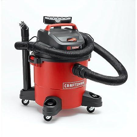 Craftsman 12004 6 Gallon 3 Peak HP Wet Dry Vac 2 PACK