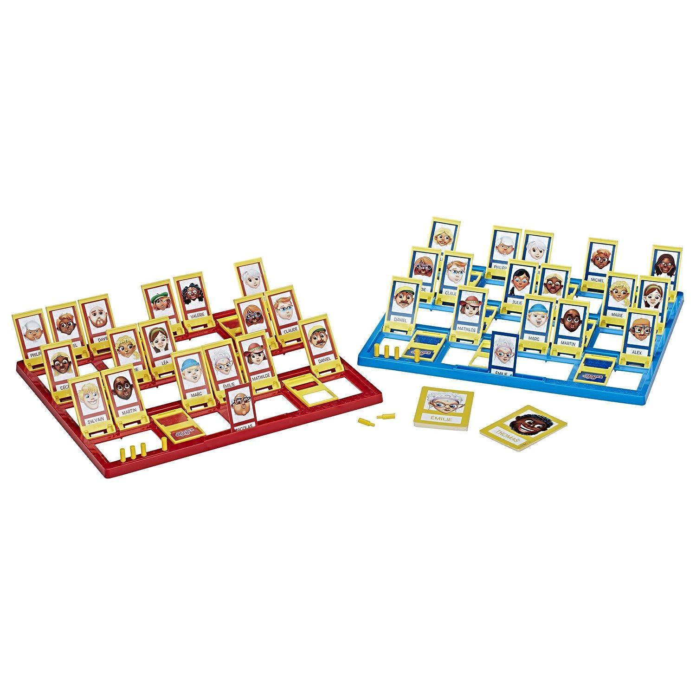 Hasbro Spiele B2226100 - Wer ist es? Entschlüsselt, Kinderspiel ...