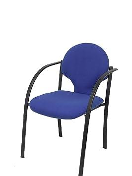 Piqueras y Crespo Pack de 2 sillas confidente ergonómica con Brazos ...