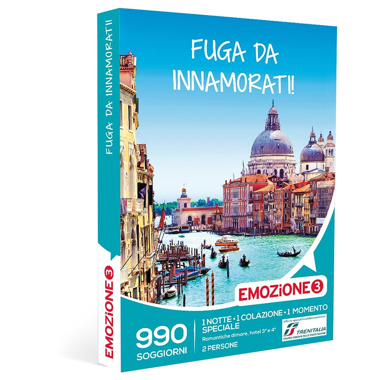 I migliori cofanetti regalo per una vacanza a meno di 100 euro