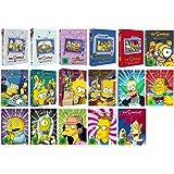 Die Simpsons - Staffel/Season 1+2+3+4+5+6+7+8+9+10+11+12+13+14+15+16+17 * DVD Set