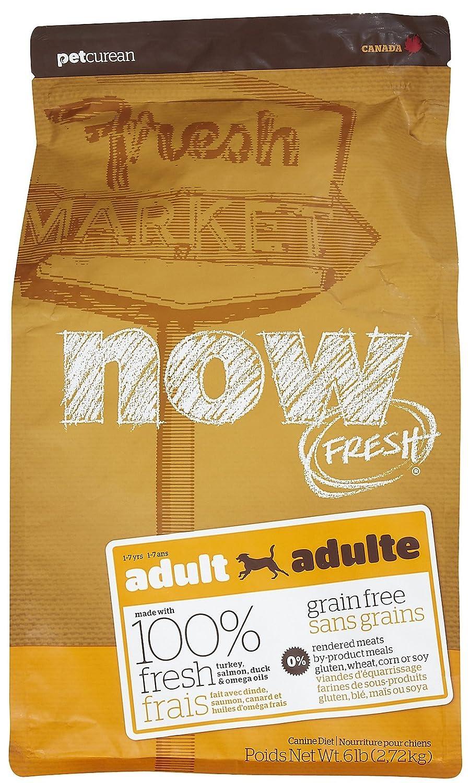 Now Fresh Grain Free Adult Dog Recipe 6 lb