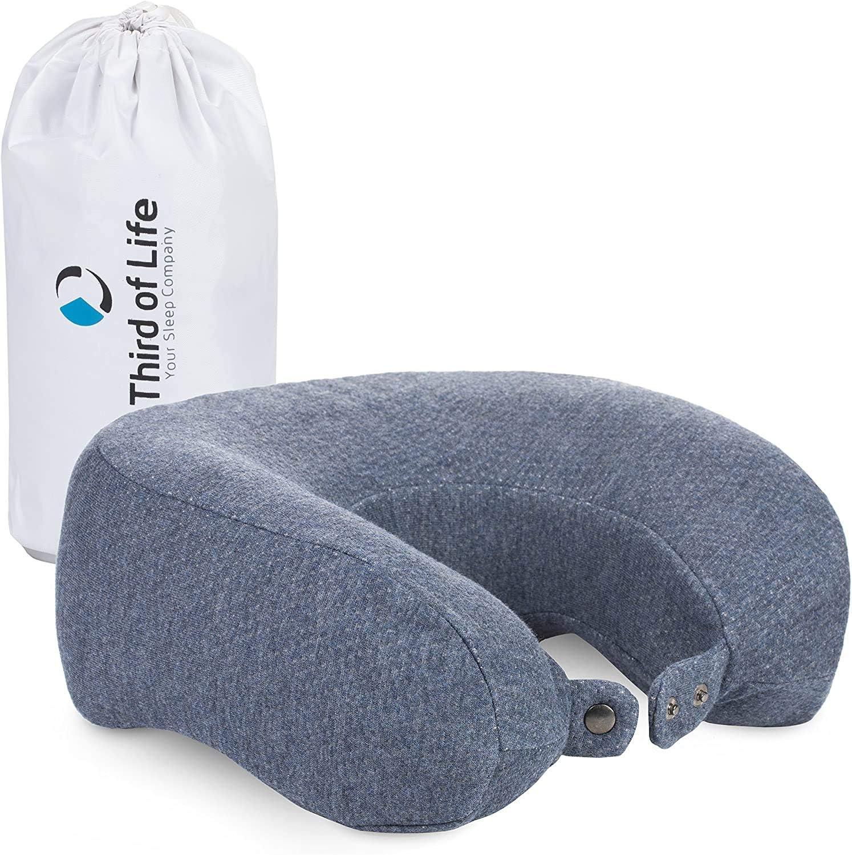 The VOLAR Travel Pillow │Orthopedic