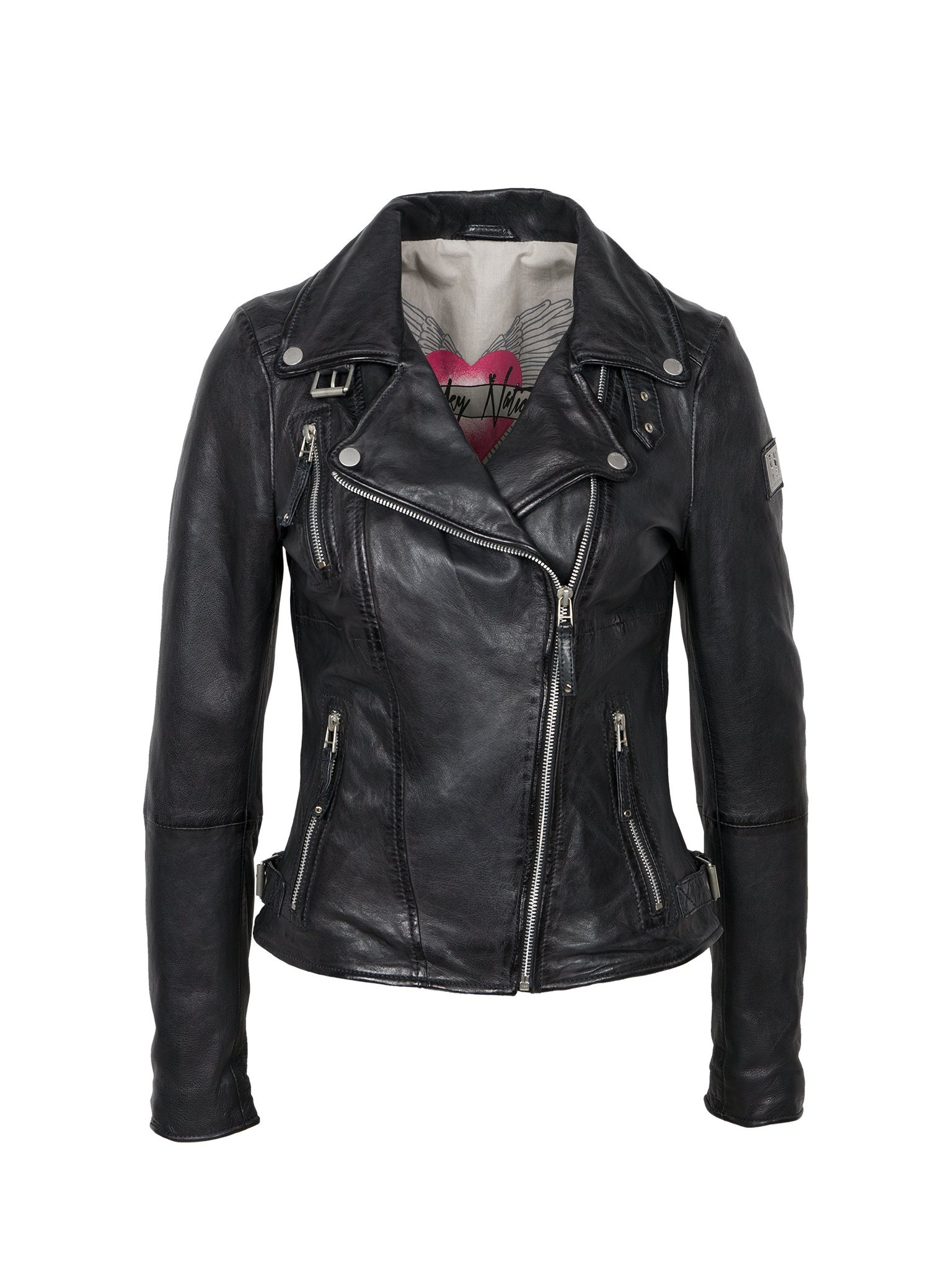 Freaky Nation Biker Princess - Chaqueta Mujer product image