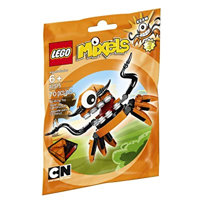 LEGO Mixels Series 2 KRAW 41515 Building Kit: Toys & Games
