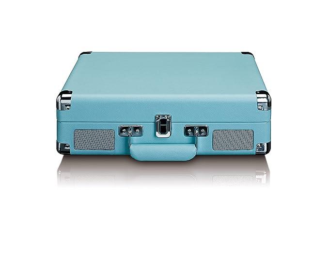 Amazon.com: Lenco TT-11 BU - Tocadiscos: MP3 Players ...