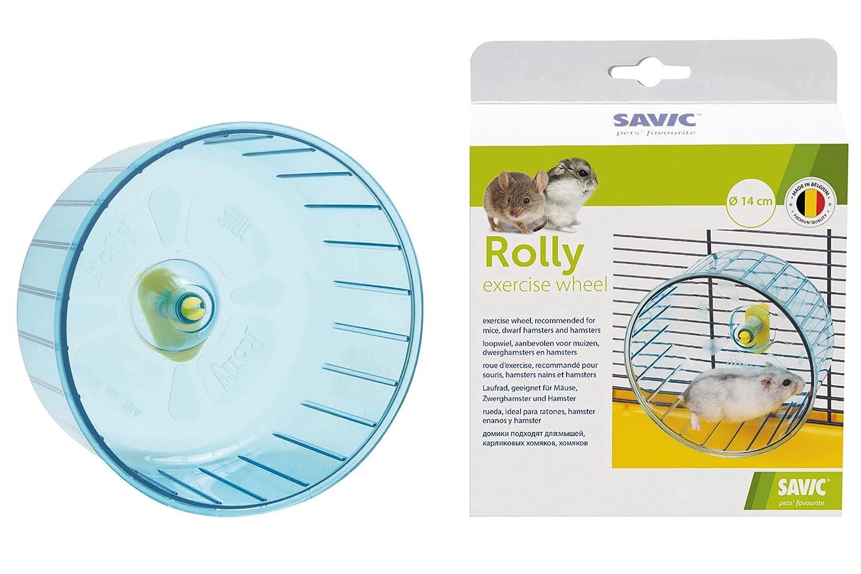 Savic Rueda Rolly Medium 14X7Cm 1 Unidad 100 g: Amazon.es ...