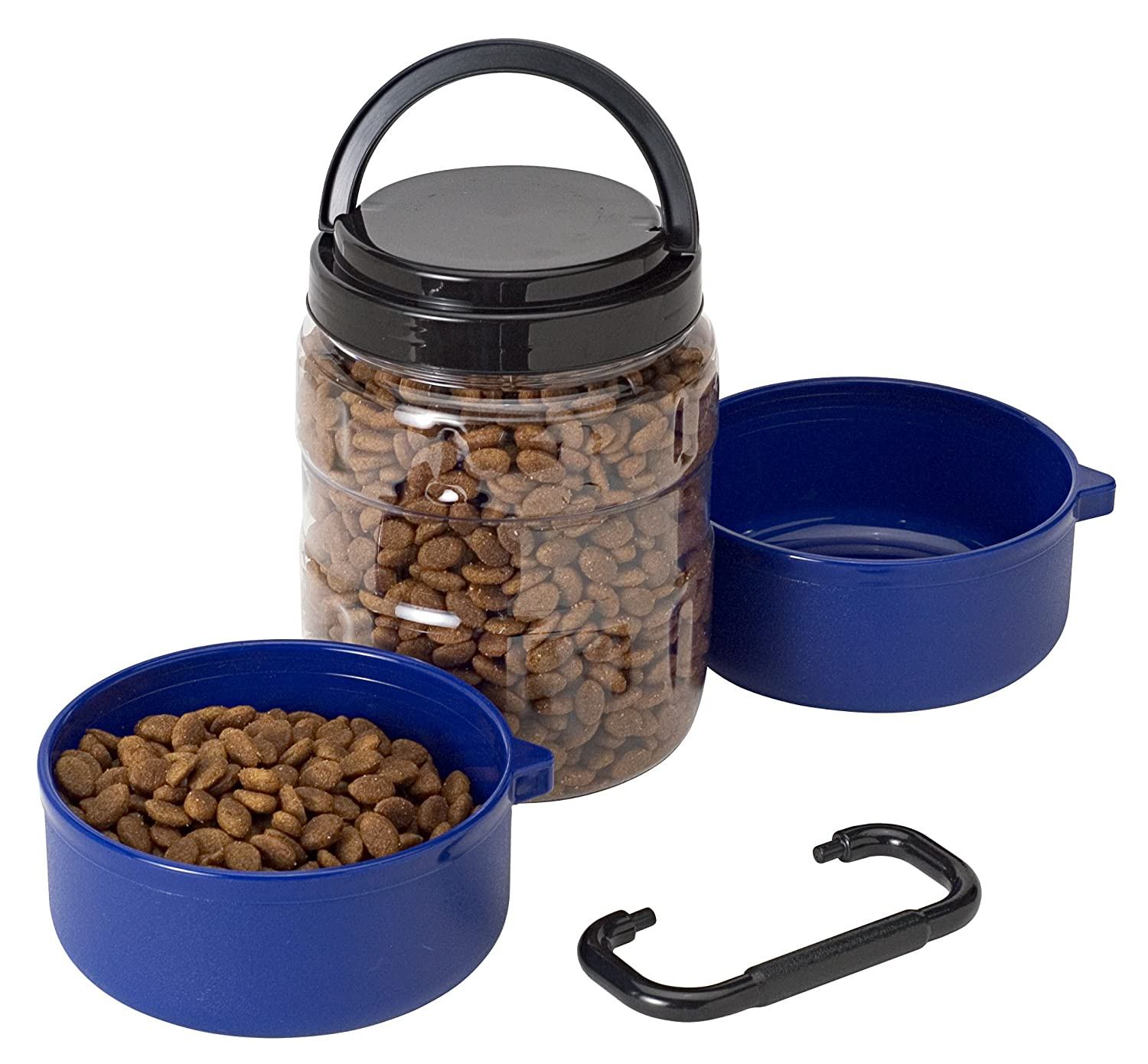 Pet Food Travel Container Only...