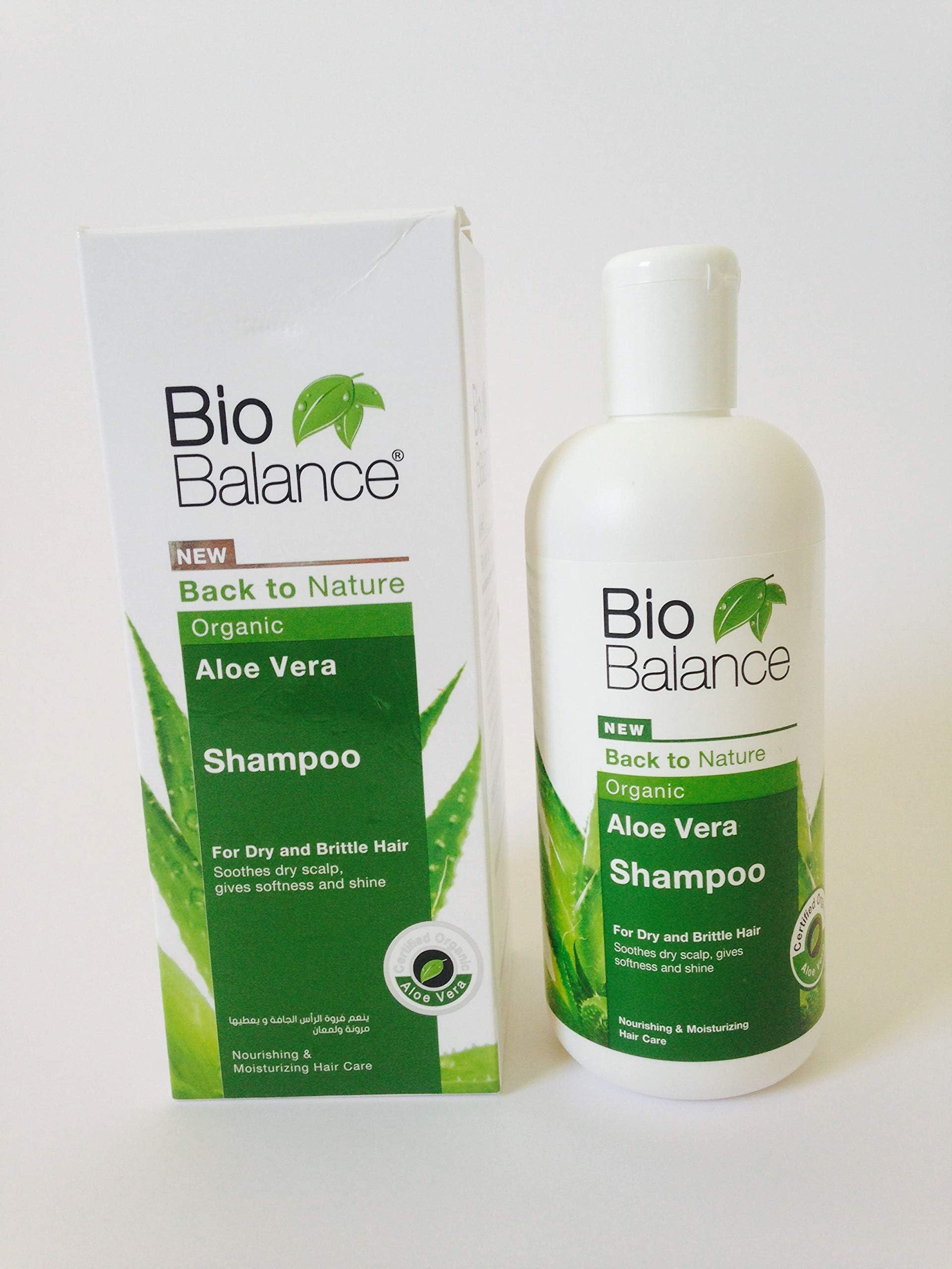 Bio Balance 100 Organic Aloe Vera Shampoo Price In Uae Amazon Uae Kanbkam