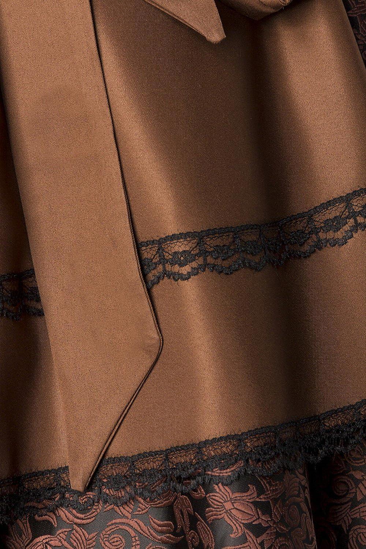 Premium Bluse /& Dirndl aus edlem Jaquard von DIRNDLINE L