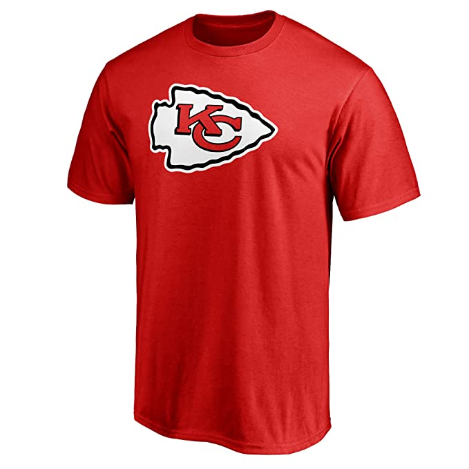 discount 46e07 677bb Amazon.com: Outerstuff Kansas City Chiefs Red Youth ...