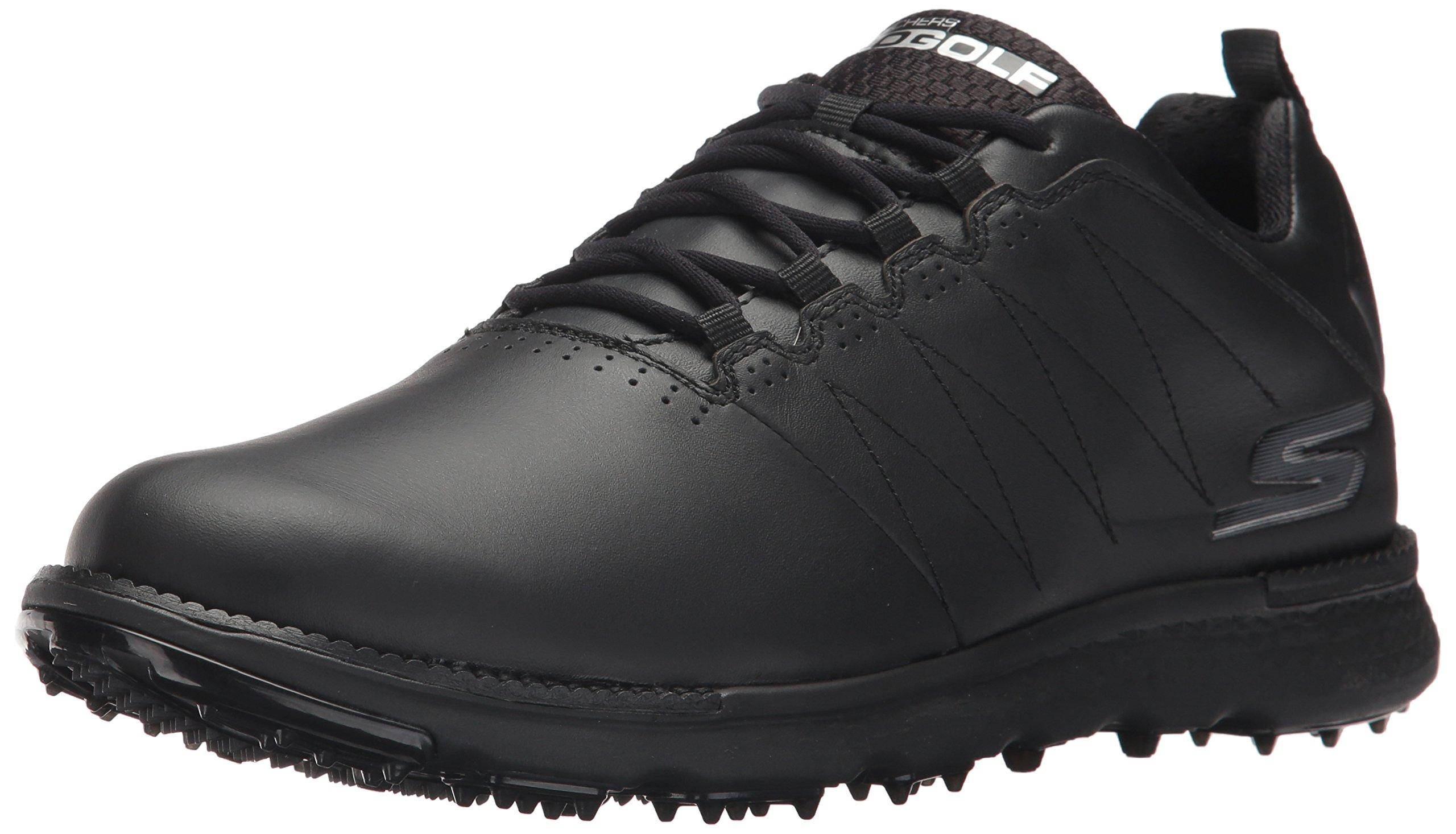 Skechers Performance Men's Go Golf Elite 3 Golf Shoe,Black,8.5 M US
