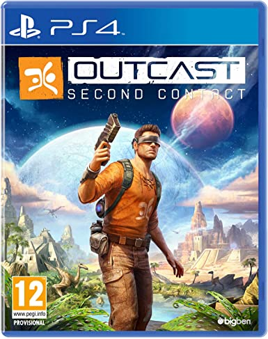Bigben Interactive Outcast: Second Contact vídeo - Juego ...